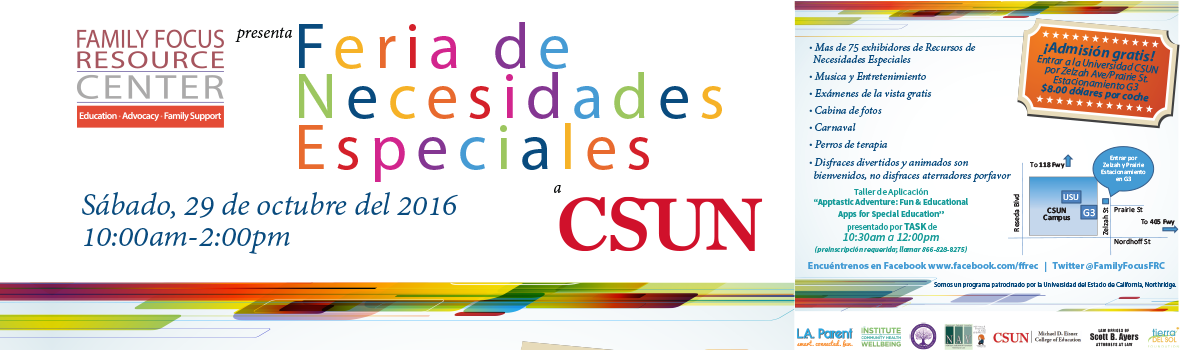specialneeds-resourcefair-csun-2016-spanish