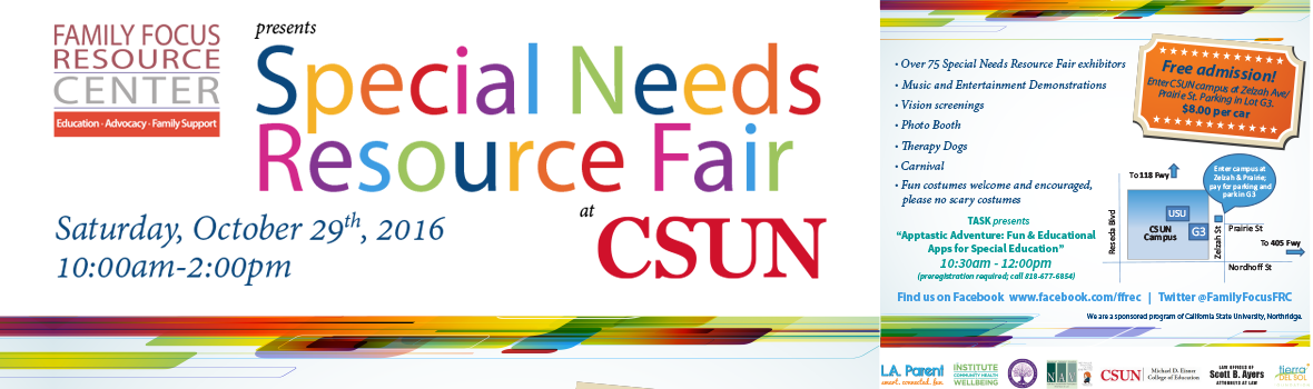 specialneeds-resourcefair-csun-2016