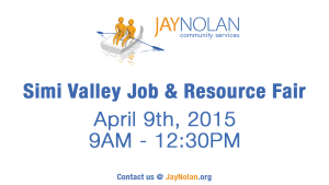 Jay Nolan Simi Valley Job Fair