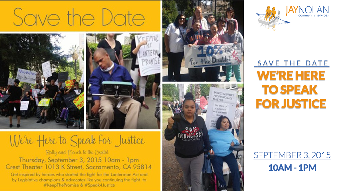Be Part of A Huge Sacramento Rally to Highlight the Crisis in our System!