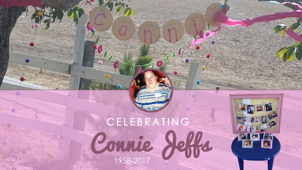 "Celebrating the Life of ""Connie"" Constance Jeffs"